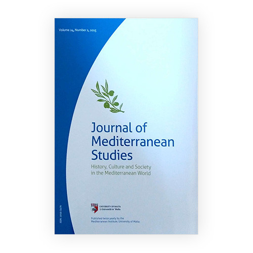 _0000s_0024_Journal of Mediterranean Studies Vol. 24, No.2